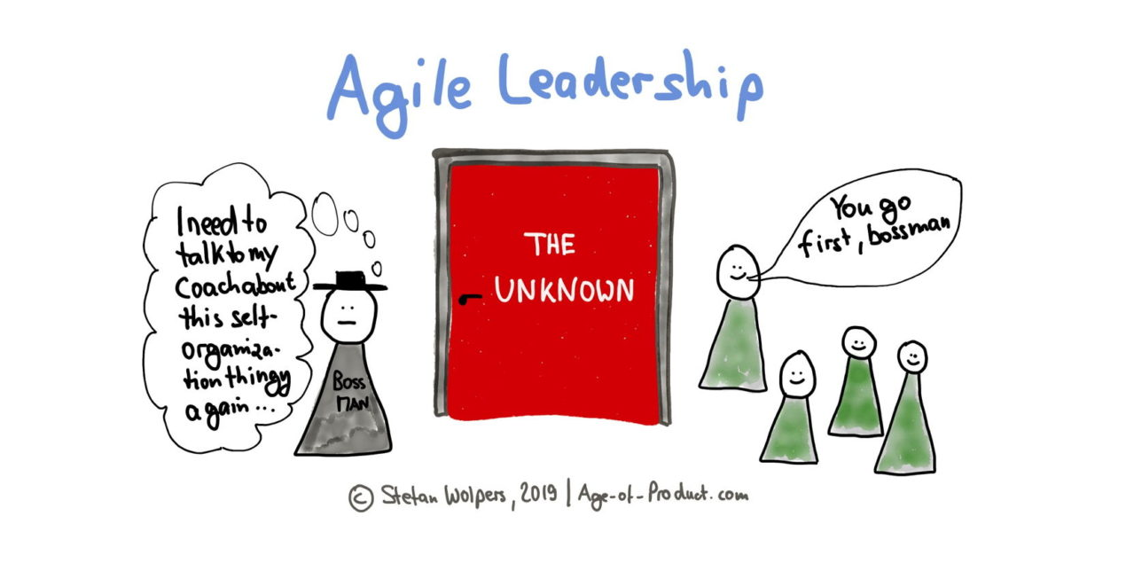 Agile Leadership — A Brief Overview of Concepts and Ideas
