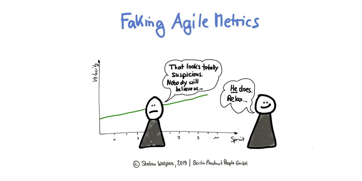 Faking Agile Metrics or Cooking the Agile Books — Age-of-Product.com