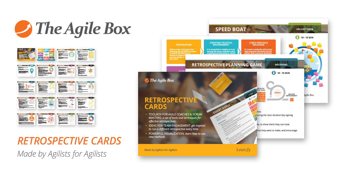Make Retrospectives Great Again — The Agile Box Retrospective Cards