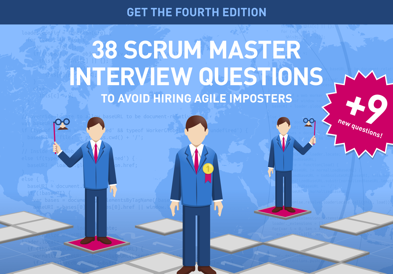 Scrum Master Interview Questions: Free Download of the Ebook